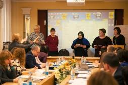 «Новые лидеры образования Кировской области»: в ВятГУ завершилась первая стратегическая сессия масштабного регионального проекта