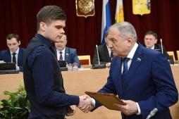 Студенты и магистранты ВятГУ стали победителями областного конкурса «Моя законотворческая инициатива»
