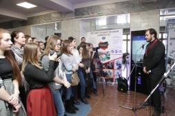 В ВятГУ отпраздновали Всемирный день поэзии
