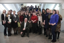 В ВятГУ успешно завершен проект «Новые лидеры образования Кировской области»