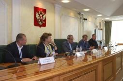 Разработка аспиранта ВятГУ Михаила Вохмянина успешно представлена в Совете Федерации