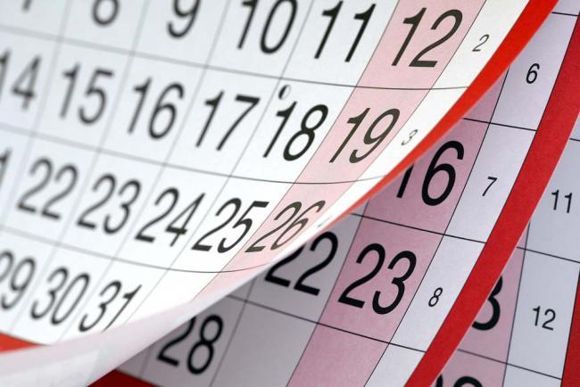 Выходные и праздничные дни в марте