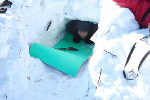 Испытать все прелести жизни эскимосов, то нашим девизом стал призывный