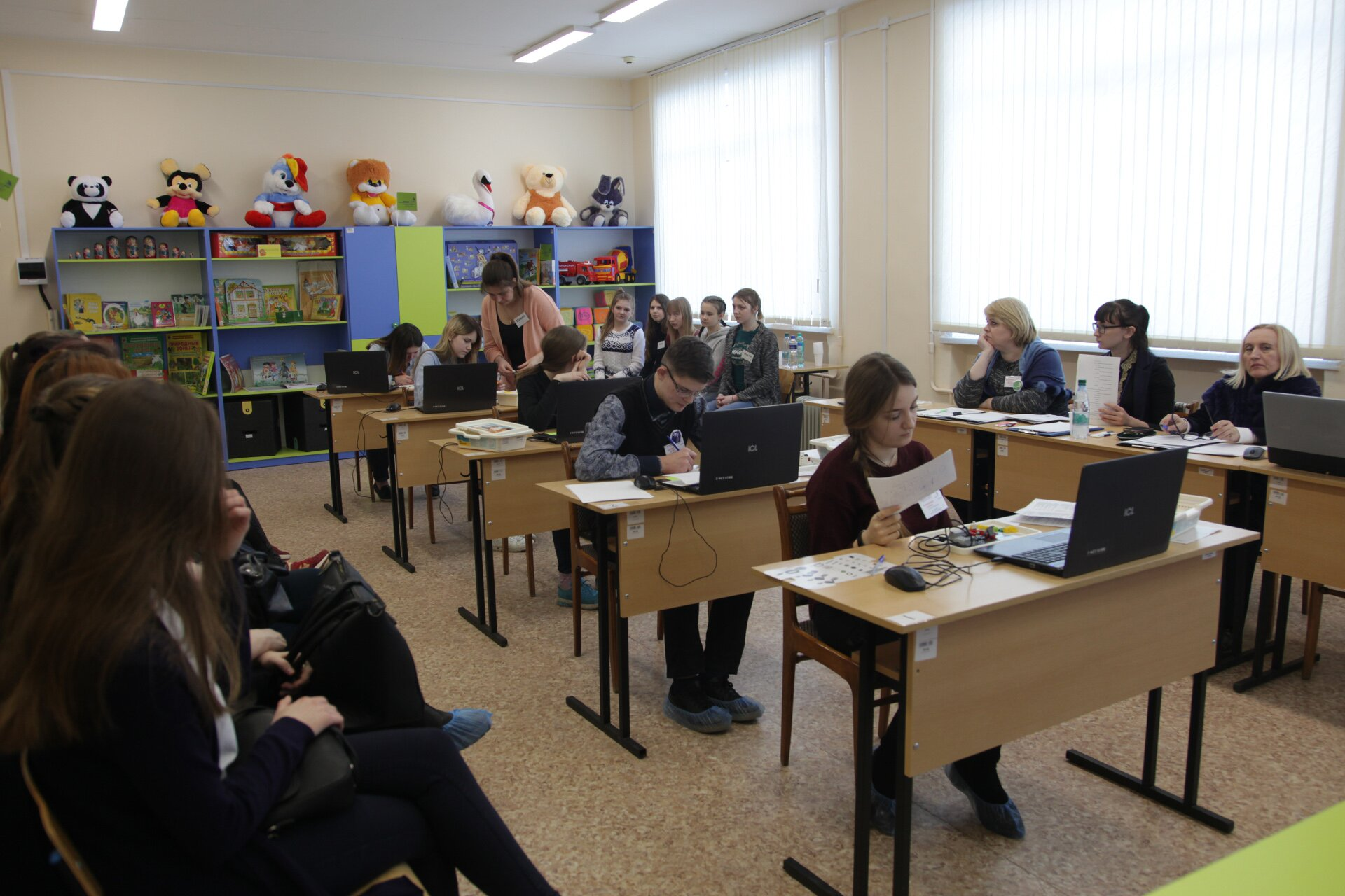 Педагогические классы ВятГУ