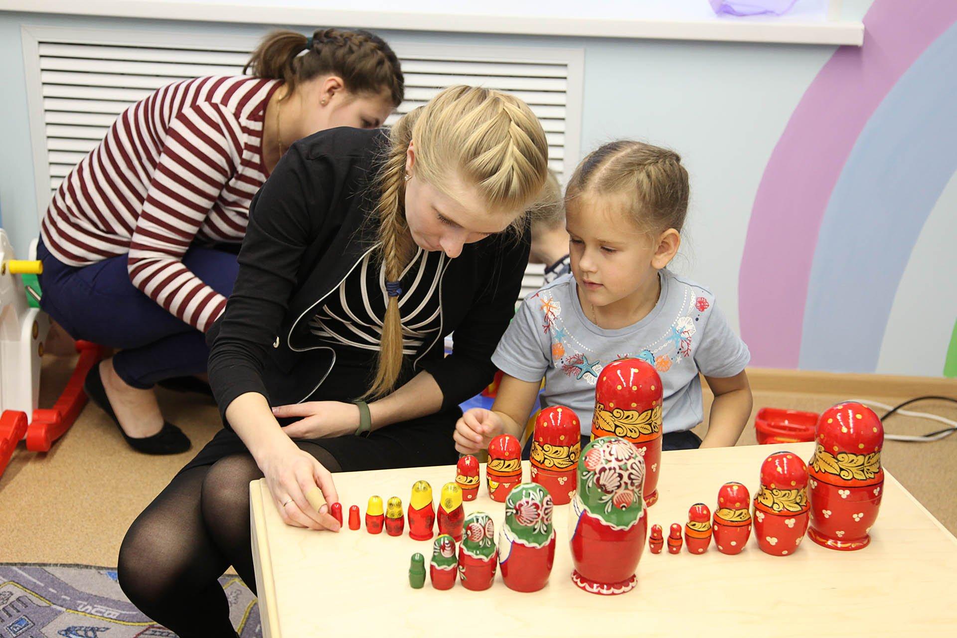 Открытие дошкольной группы ВятГУ