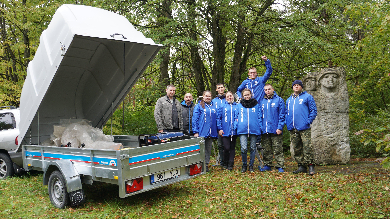 Студенты ВятГУ - в Эстонии