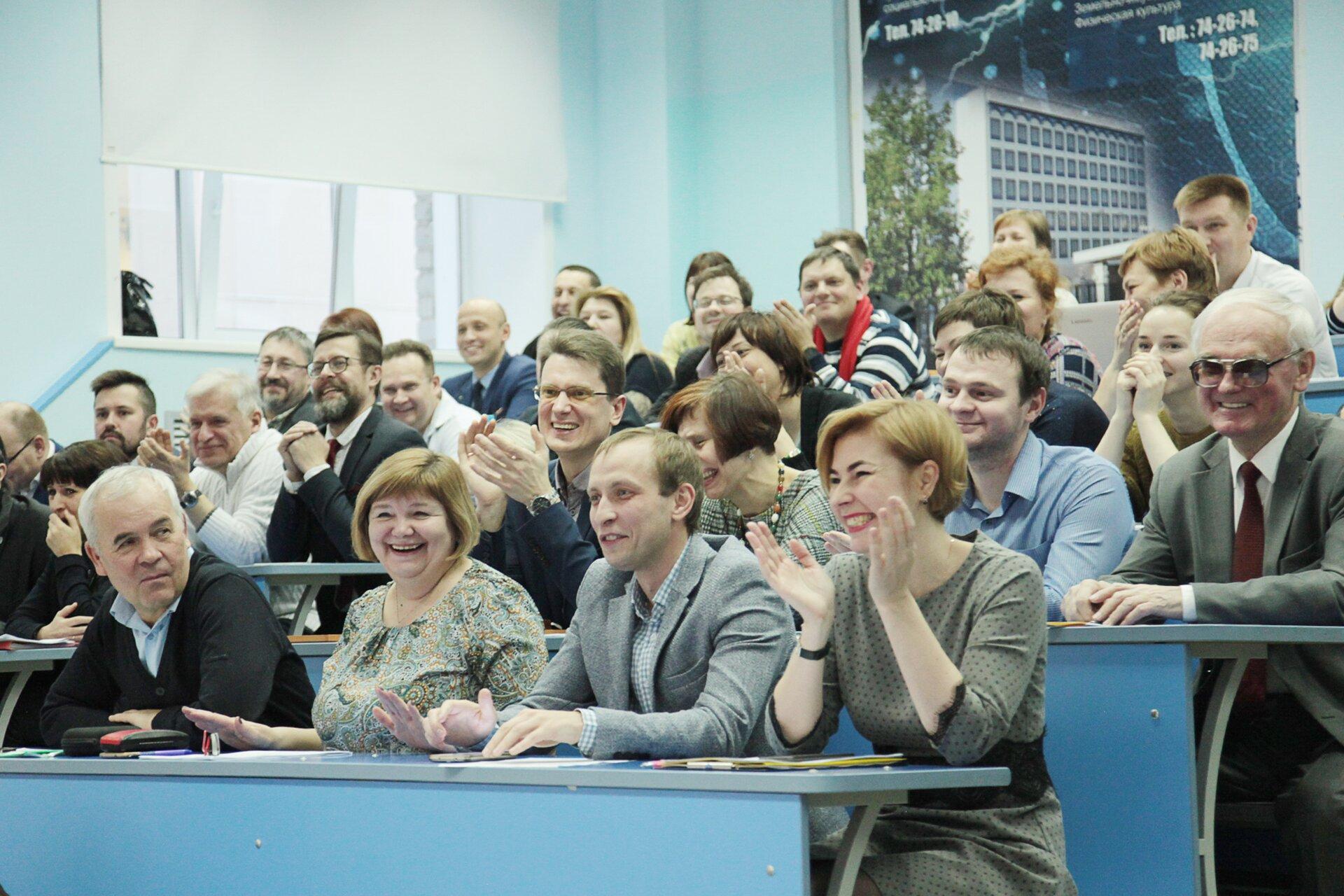 Благодарность Президента России - ректору ВятГУ