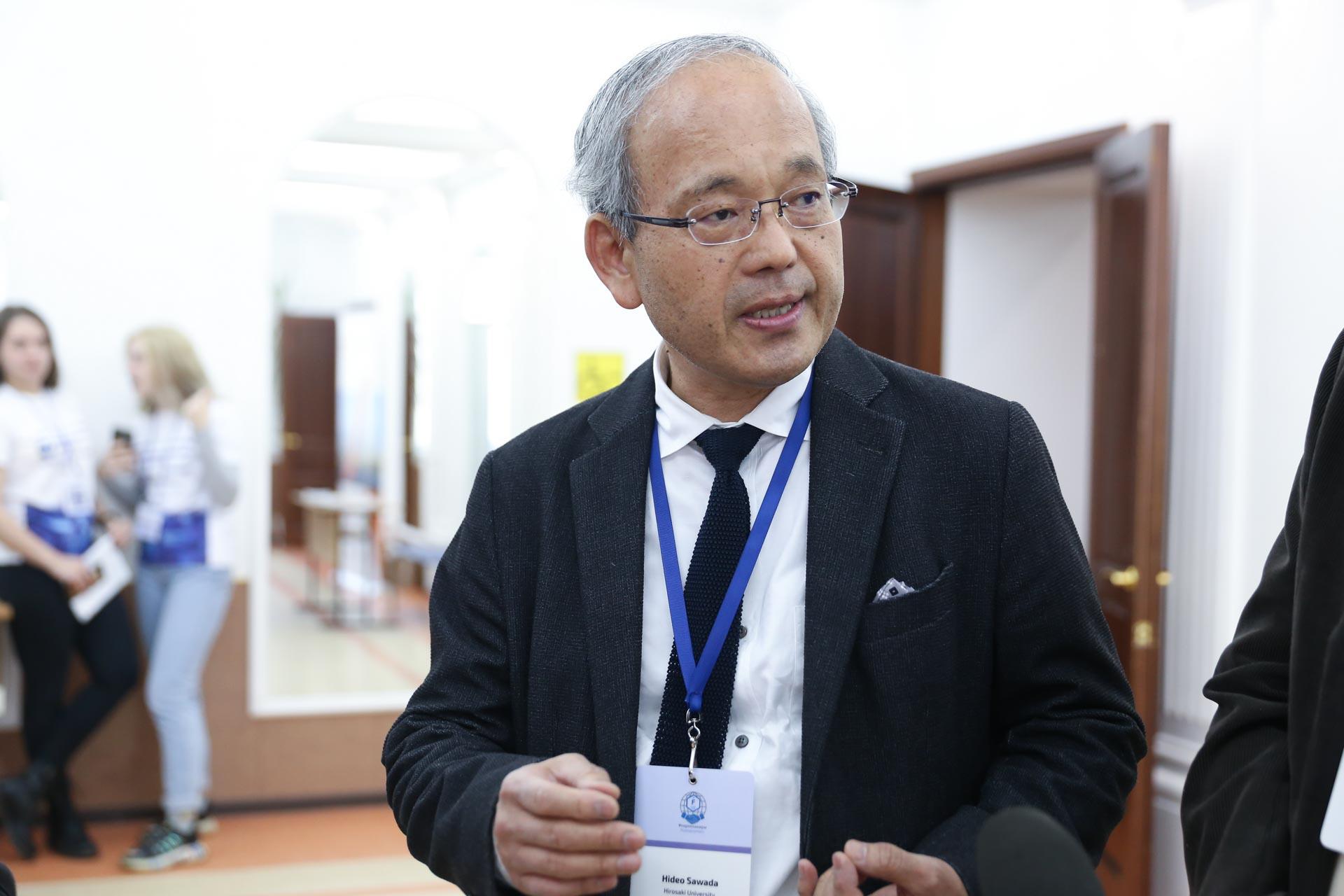 Хидео Савада